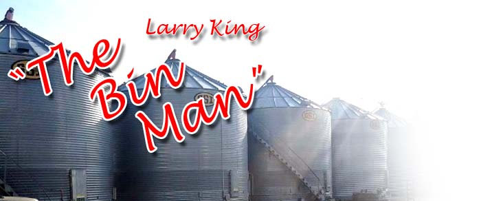 Larry King - The Bin Man